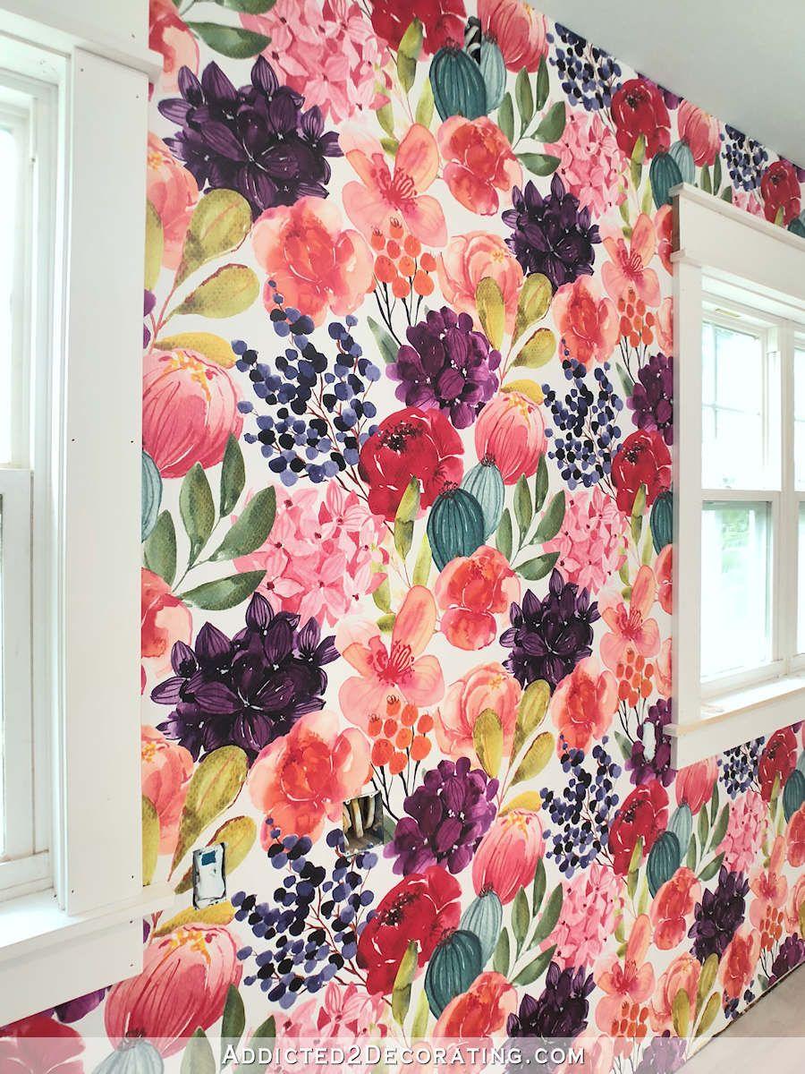Tips For Installing Spoonflower Wallpaper Print