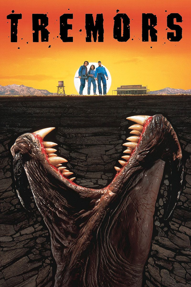 Tremors 1990 I Will Also Accept The Sequels As Part Of The