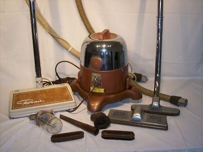 Vintage Rexair Rainbow Vacuum Model D2 Includes All That