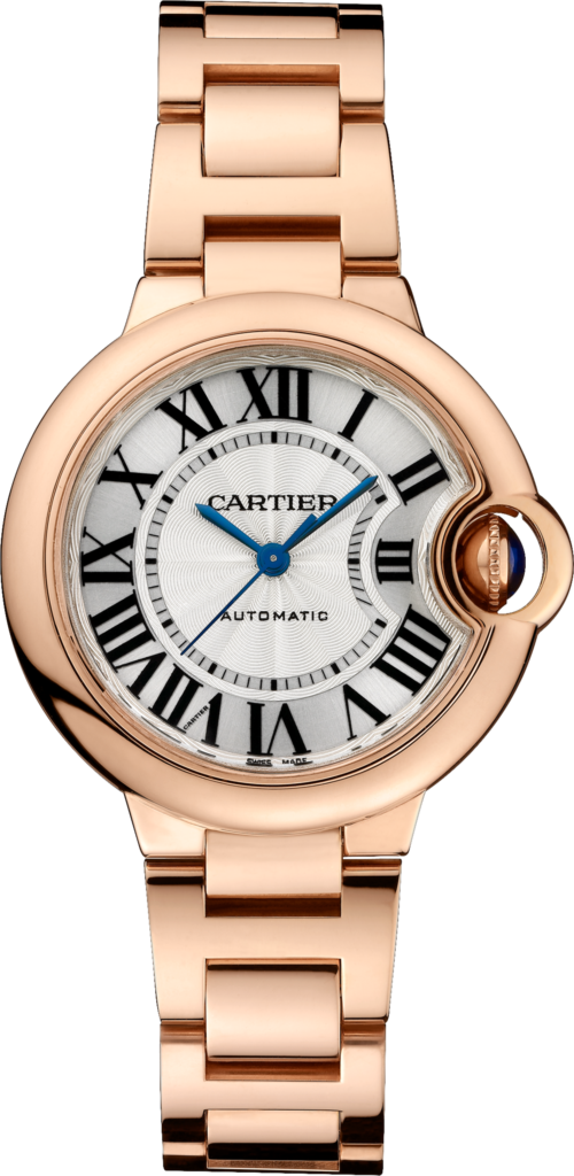 Cartier Ballon Bleu De Cartier W6920096 Rose Gold Watch  468246dd3a6c
