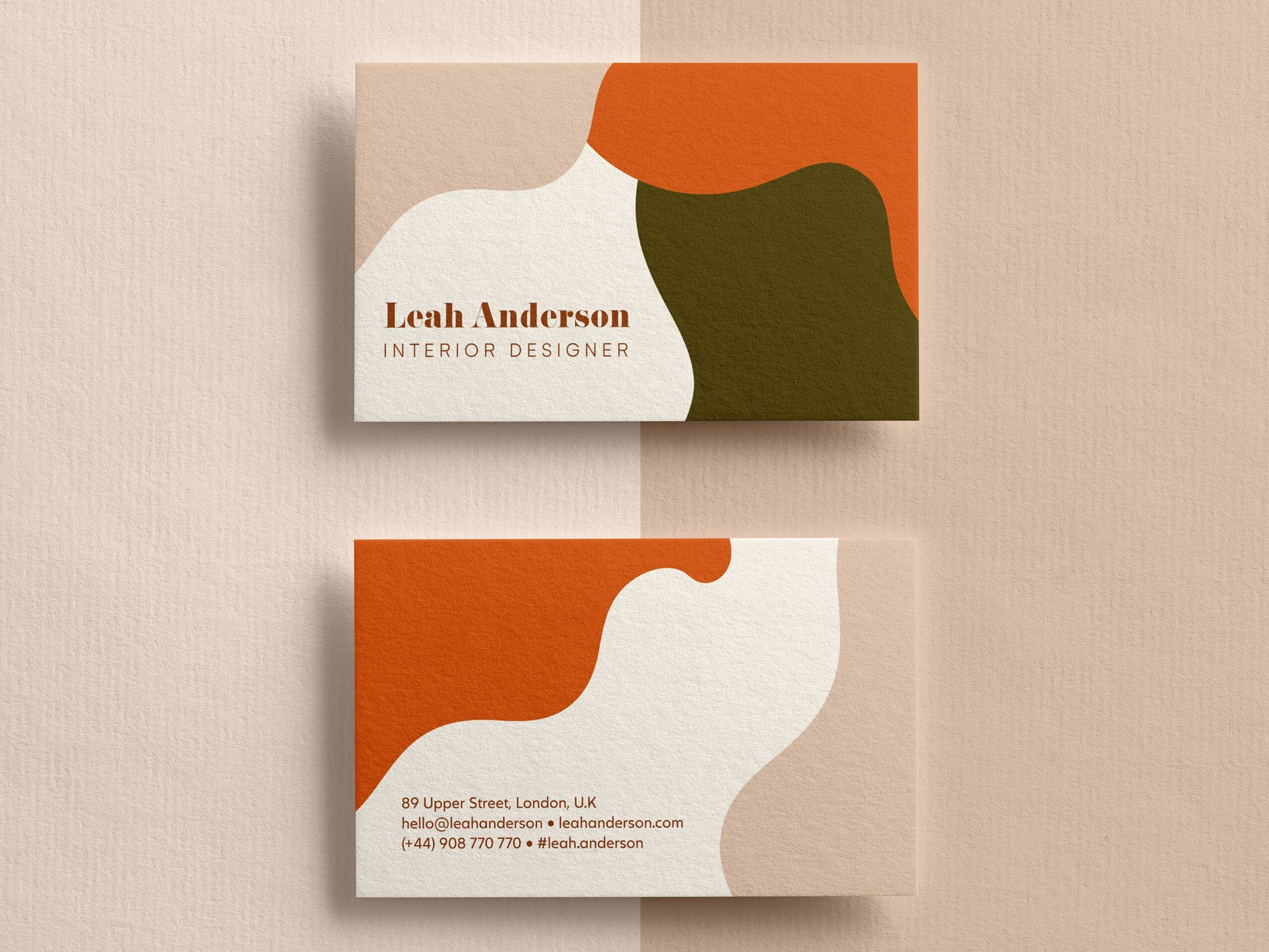 Standard Business Cards Templates Designs Page 2 Vistaprint Business Card Template Design Visiting Card Templates Visiting Card Maker