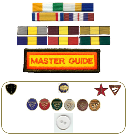 Pictures Of Sda Pathfinders Chevron Sda Master Guide