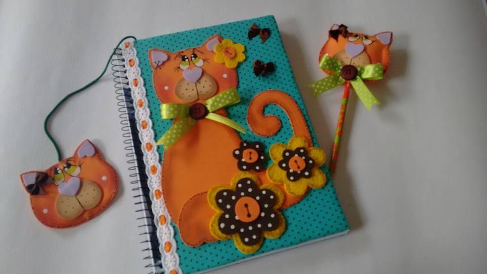 Caderno EVA