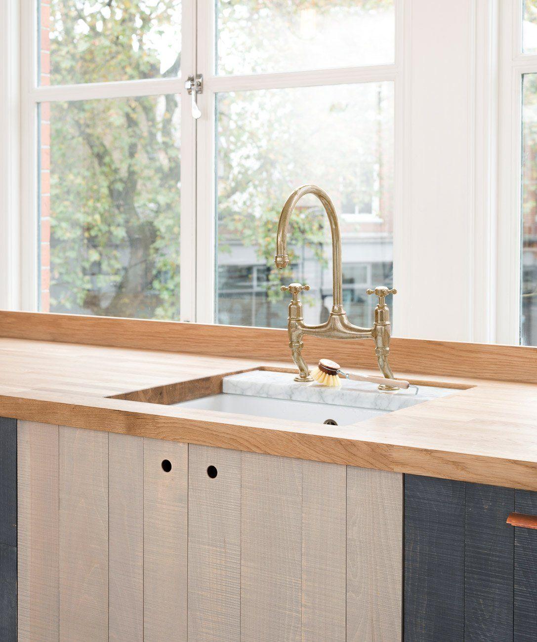 Remodeling 101 Cutout Pulls Devol kitchens