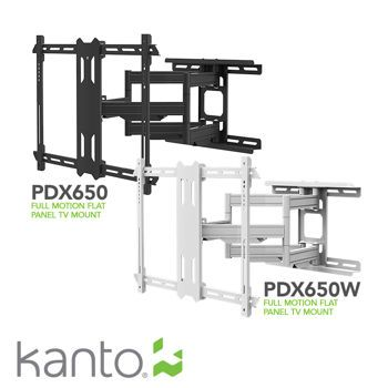 Costco Kanto Pdx650 Full Motion Tv Mount For 37 Wall Mounted Tv Full Motion Tv Wall Mount Full Motion Tv Mount