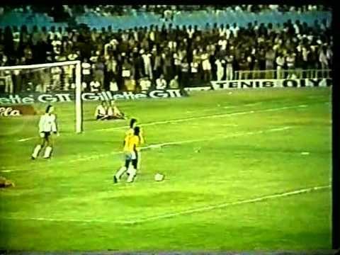 Brazil vs Paraguay: Copa America 1979 (Completo)