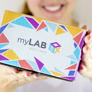 Amazon.com: myLAB Box At Home STD Test for MEN - Discreet Mail-