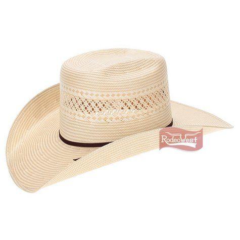 Chapéu Importado Bull Bicolor Palha 100X - Radar Hats  a941ea4949a