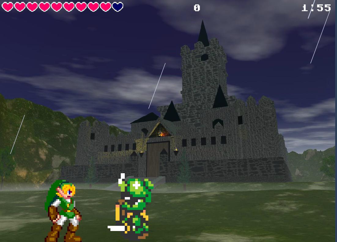 Der Klassiker Zelda als Highscore Spiel jetzt bei Spieleteddy.de