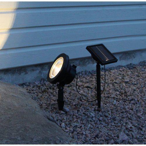 Sol 72 Outdoor Kieran 1 Light Led Spot Light Led Deck Lighting
