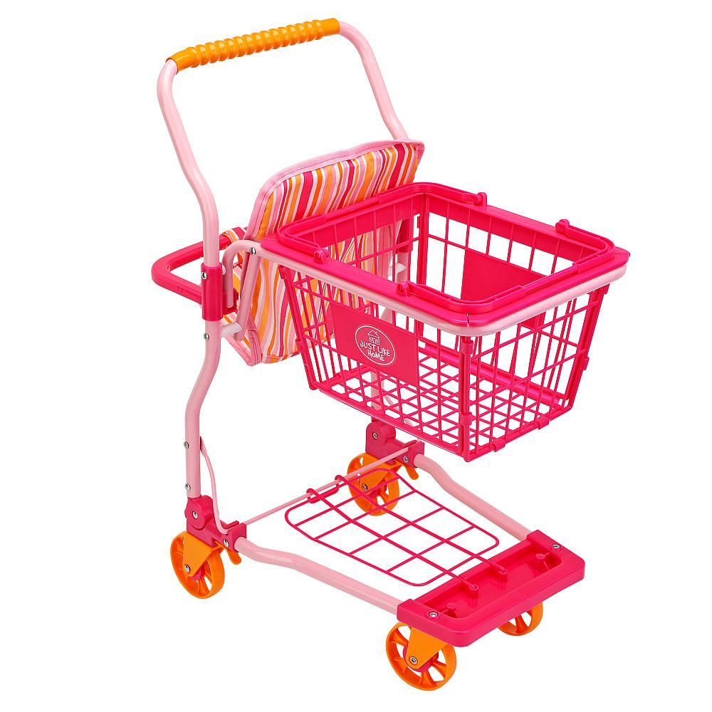 Just Like Home Metal Shopping Cart Toys R Us Toys Quot R