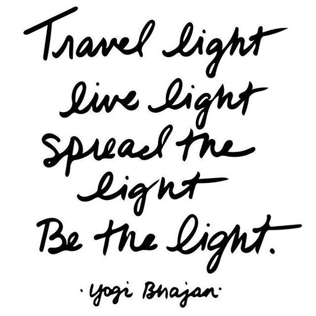 { spread the light }