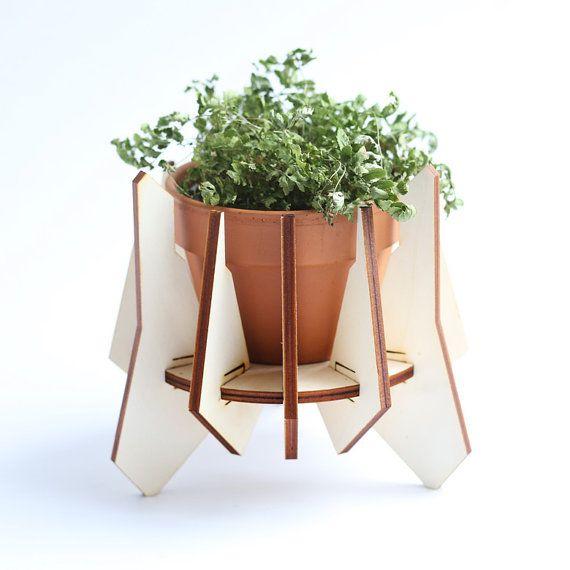 Shtump - Pot Plant Holder