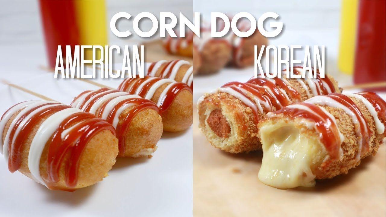 Jajan Dan Bikin Mozzarella Corn Dog Kejunya Meleleeh Korean American Corn Dog Resep Recipe Resepmozarellacorndog Koreaname Resep Mayonnaise Protein