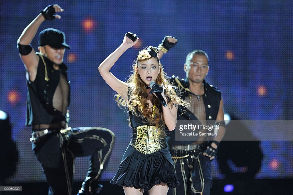 Namie Amuro performs onstage during the World Music Awards 2010 at the Sporting Club on May 18, 2010 in Monte Carlo, Monaco.