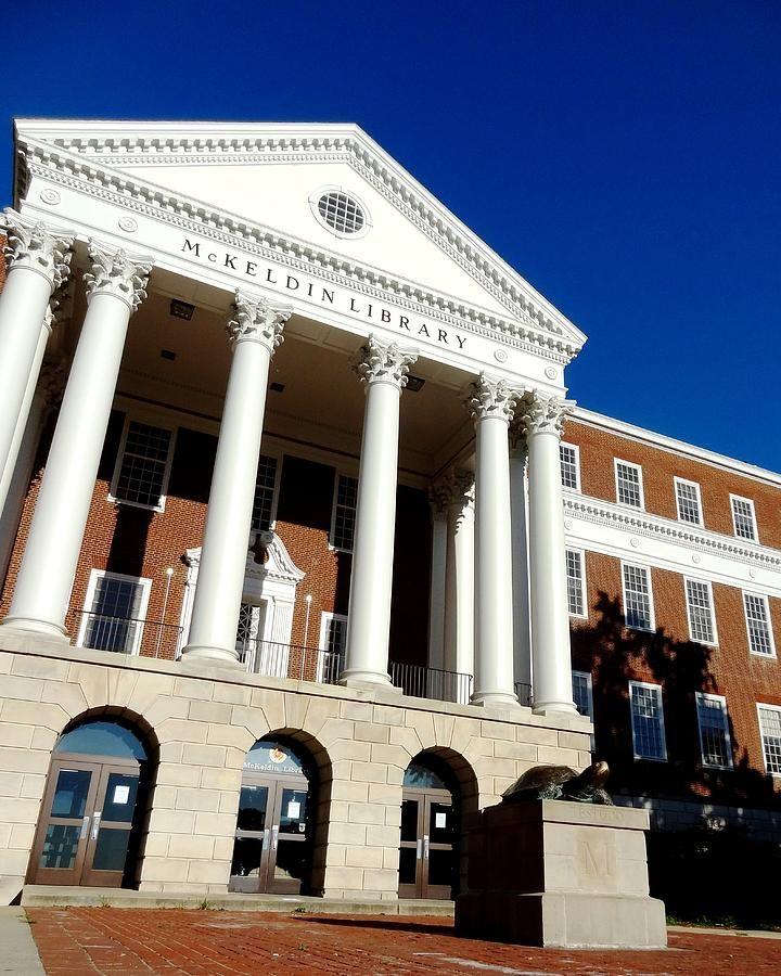 Mckeldin Library University Maryland College Park