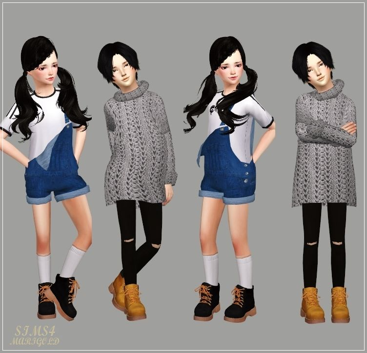 b2c304339 Pin by b r e e on Sims 4  Kids