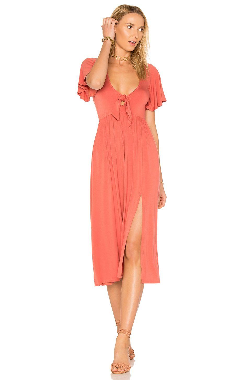 9f90f111e4 Rachel Pally X REVOLVE Romelo Dress in Chipotle Rachel Pally