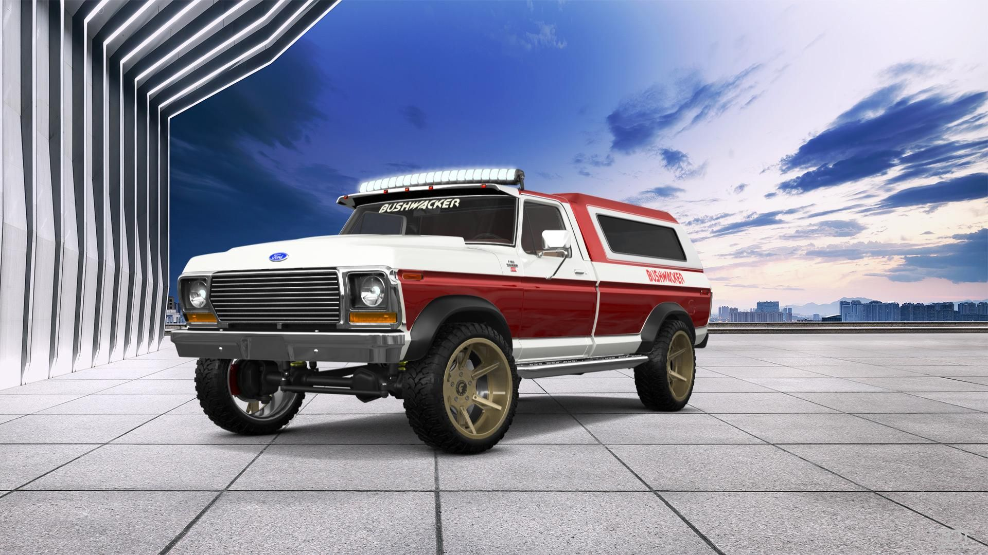 Checkout my tuning 1978 at 3DTuning
