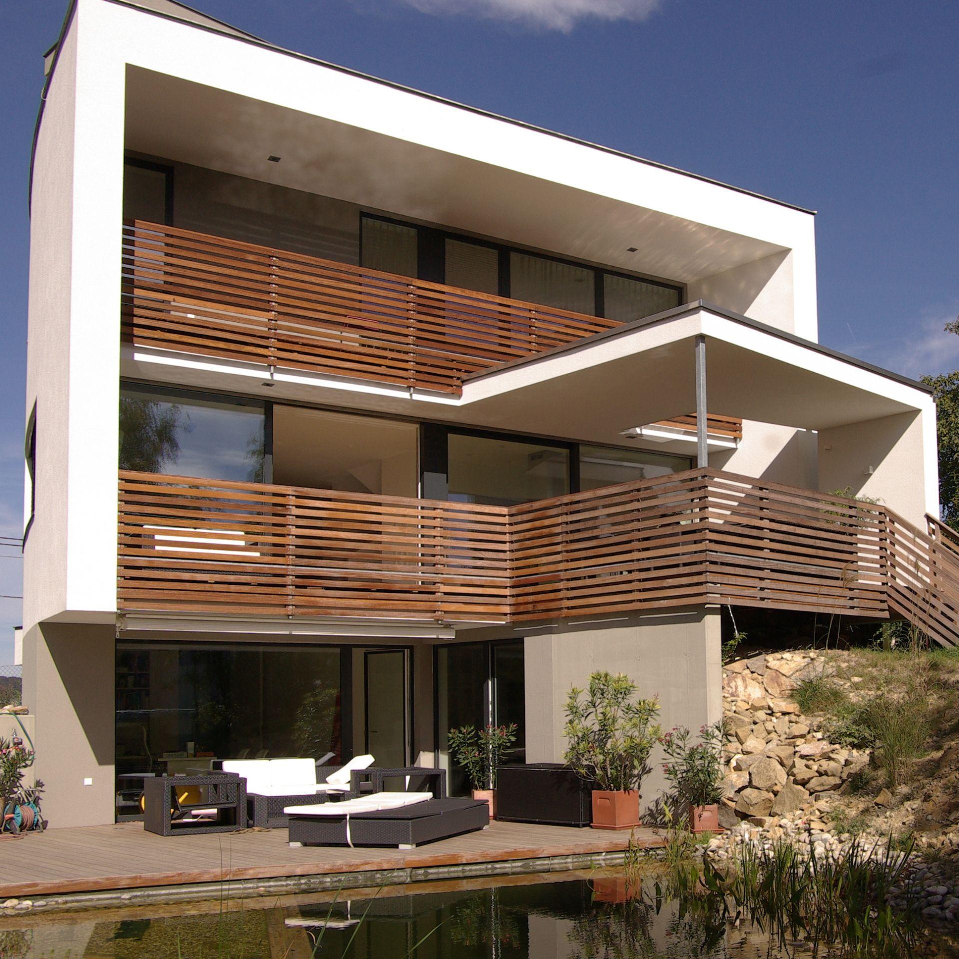 Haus in wien architektur entwurf planung baumanagement örtliche bauaufsicht architekt
