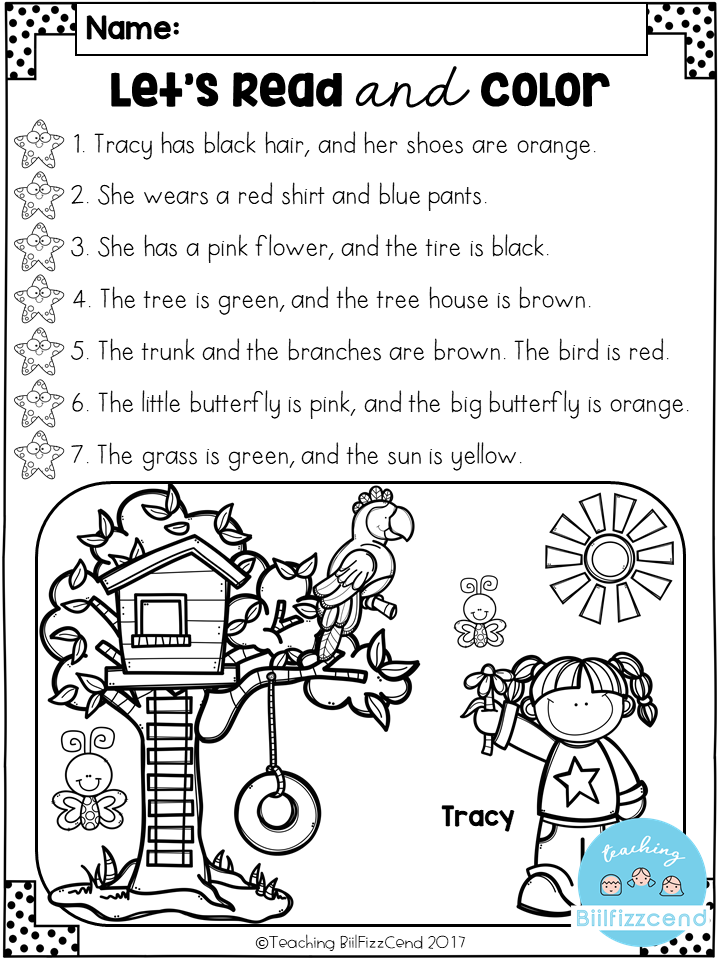 FREE Reading Comprehension Activities (With images