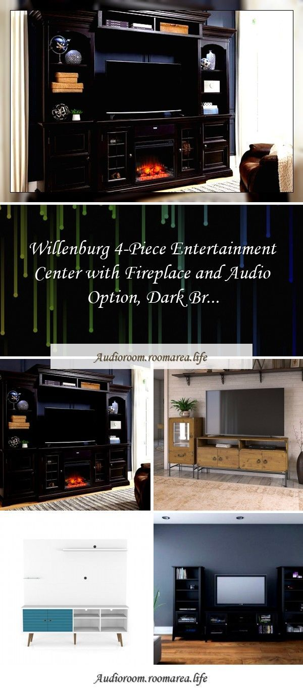 Entertainment Center for TVs up to 70
