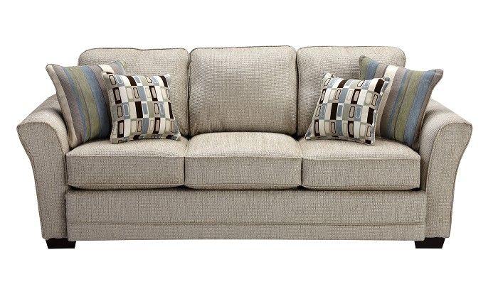 Slumberland Furniture Boston Collection Cafe Sofa