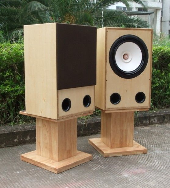 Bookshelf Speakers Diy Audio Design Speaker Hifi Loudspeaker Audiophile Monitor Electronics