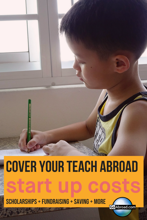 teaching abroad pay