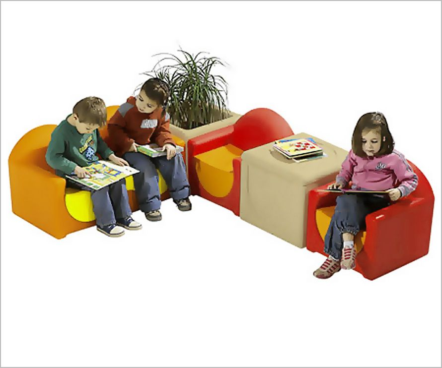 Office design waiting room furniture idea that s kid for Kids room couch