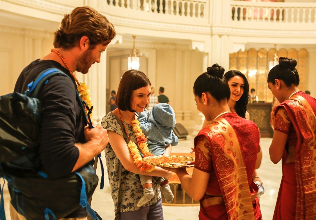 Hotel Mumbai Poster Trailer Clips Featurette With Images