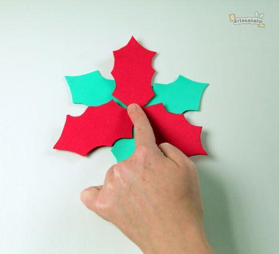 Como Fazer Enfeites De Natal Com Eva Com Imagens Fazer
