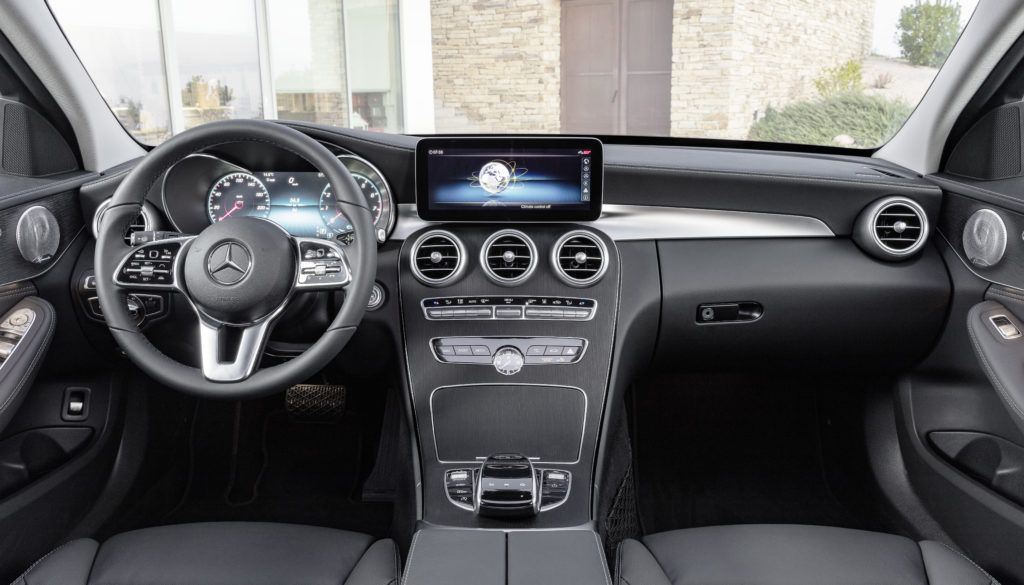 Mercedes Benz C Klasse T Modell S 205 2018