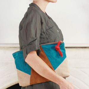 Image of OOAK large clutch no.14