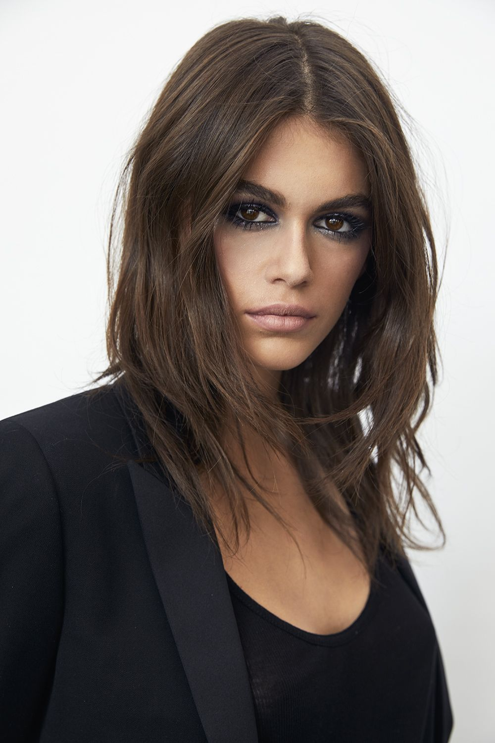 Photo of Kaia Gerber ist YSL Beauté Makeup Ambassador