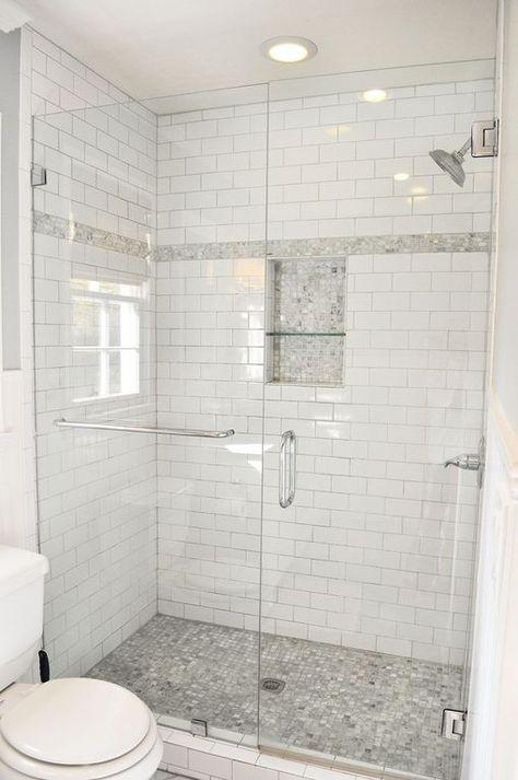 Best Stand Up Shower Remodel Tile Glass Doors 23 Ideas Small Shower Remodel Shower Remodel Small Bathroom Inspiration