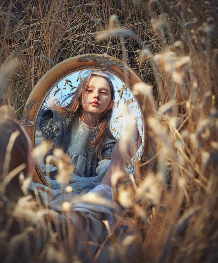Dreamy Portrait Photography Captures the Magic of the Every Day