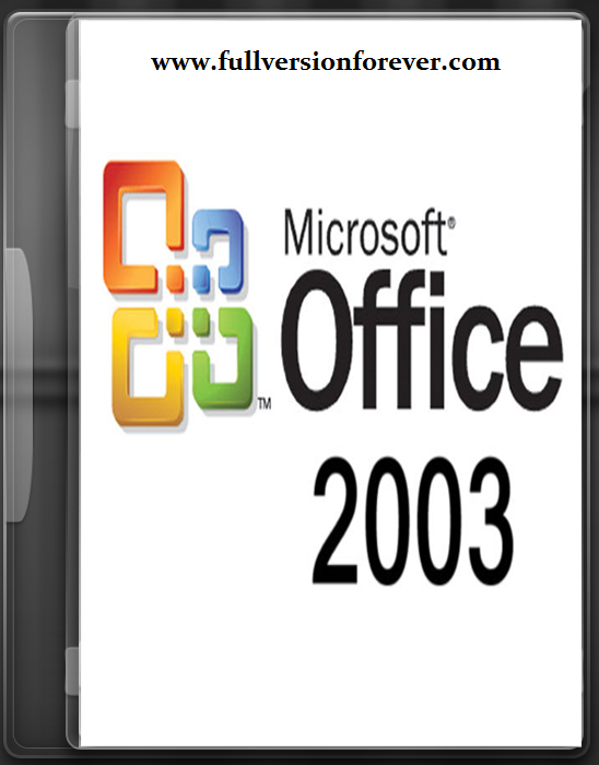 Download MS Office 2003 Highly Compressed portable full