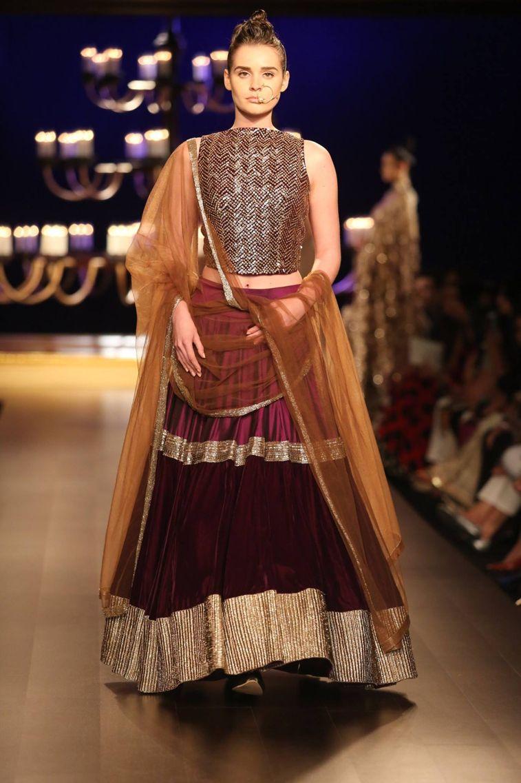 Manish mal hotma designs | Designer sarees & lehngas | Pinterest ...