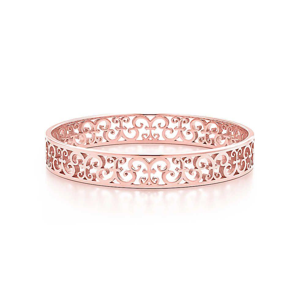 Tiffany Enchant®:Bangle   Enchanted, Tiffany and Bangle