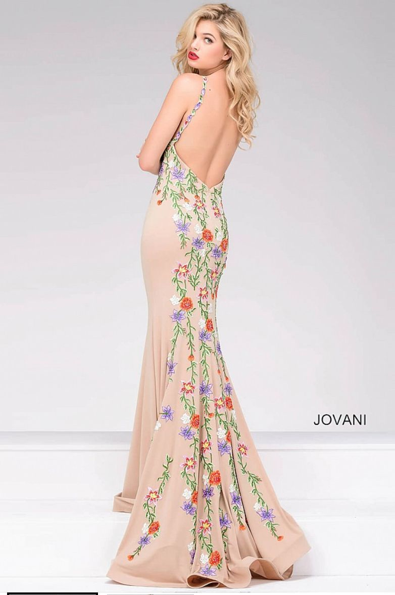 Jovani gowns mesh dress and beautiful clothes