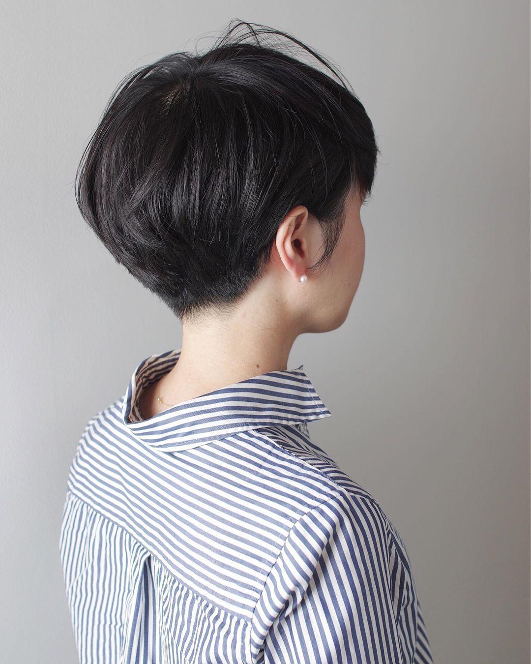Hikaru Haraはinstagramを利用しています 刈り上げマッシュ 頭の形