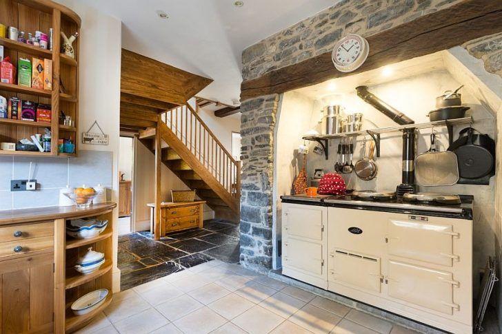 Innovative Kitchen Design Interesting 30 Innovative Kitchens With Stone Walls  Kitchen Design Design Inspiration
