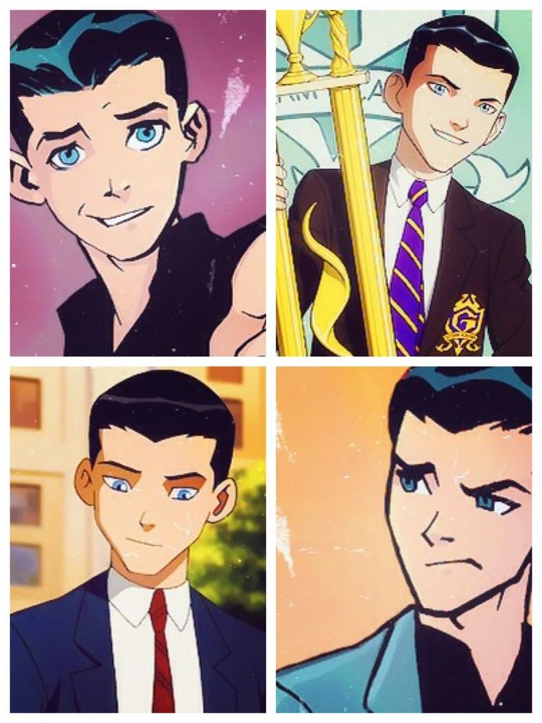 He's so cuuuute!!!♥♡♥♡ #DickGrayson | Grayson | Young justice