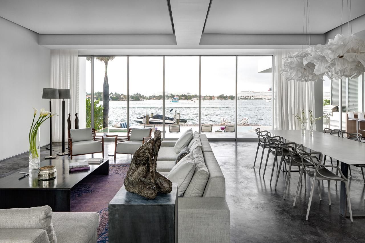 HGTV Fresh Faces of Design - Big City Digs: Modern Miami Bayside ...