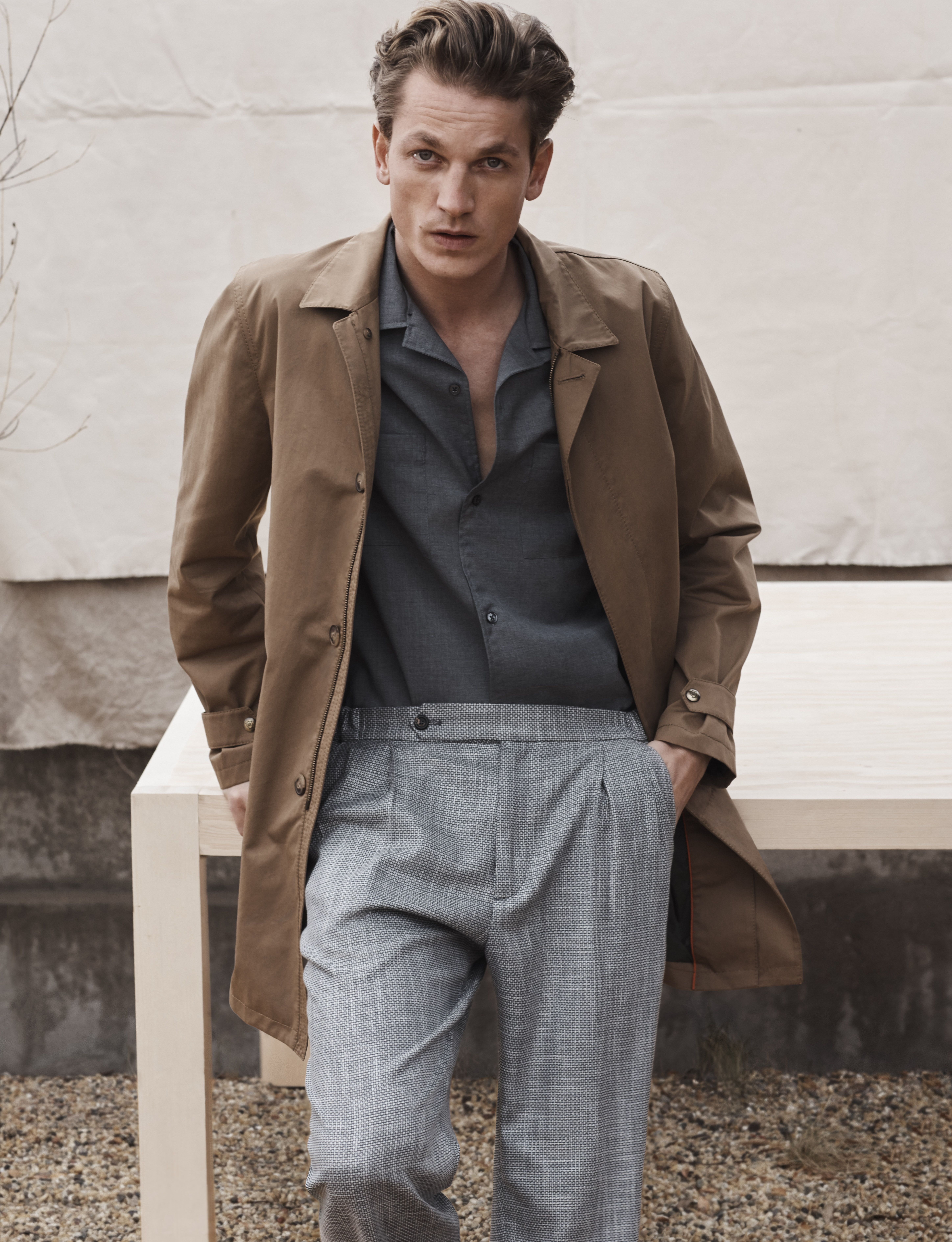 1cbe345919 Men´s Campaign SS18 at Massimo Dutti online. Enter now and view our Fall  Winter 2017 Campaign SS18 collection. Effortless elegance!