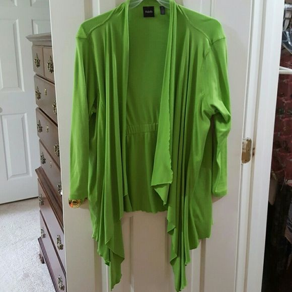 Lime green cardigan | Sweater cardigan, Stains and Home