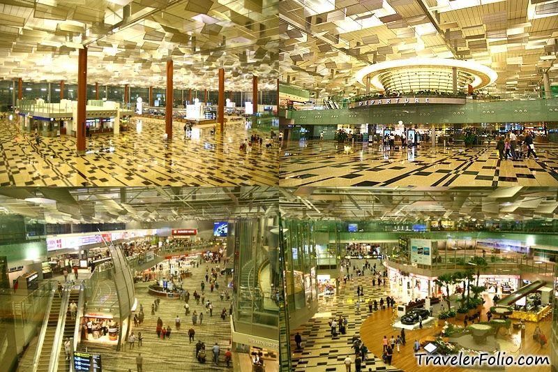 Singapore Changi Airport We Love Singapore Pinterest