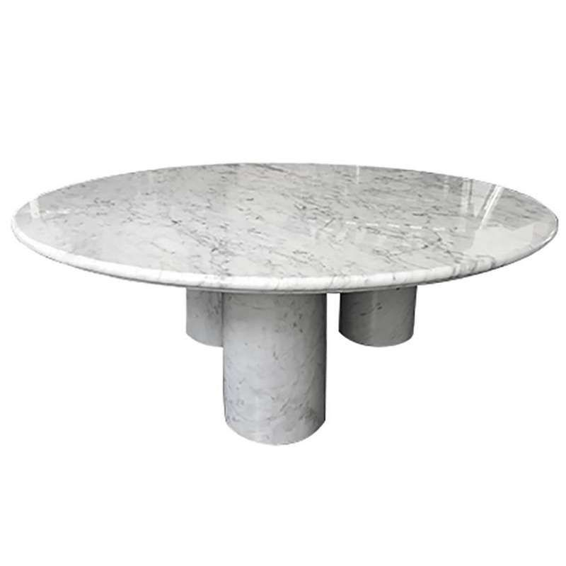 Il Colonnato Coffee Table In Carrara Marble By Mario Bellini 1970s Coffee Table Marble Coffee Table Modern Coffee Tables