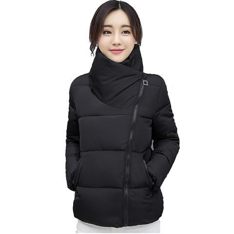 Women's Clothing Cheap Sale 2018 Hooded Long Jaqueta Feminina Inverno Solid Collar Cotton Padded Winter Jacket Women Outerwear Warm Female Coat Parka High Quality